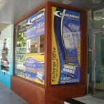 Eurochange Torrevieja. Cabina exchange
