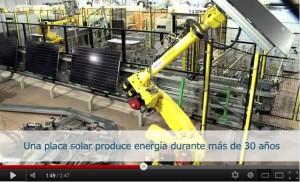 La fotovoltaica en España