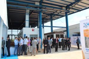 Inauguracion Cubierta Solar Onda