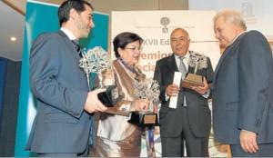 3 premiados Aefa 2012