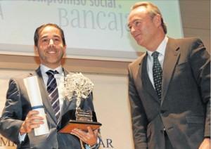 Luis Navarro - GET - Premio I+D+i GV