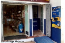 exchange office mojacar (Almeria)
